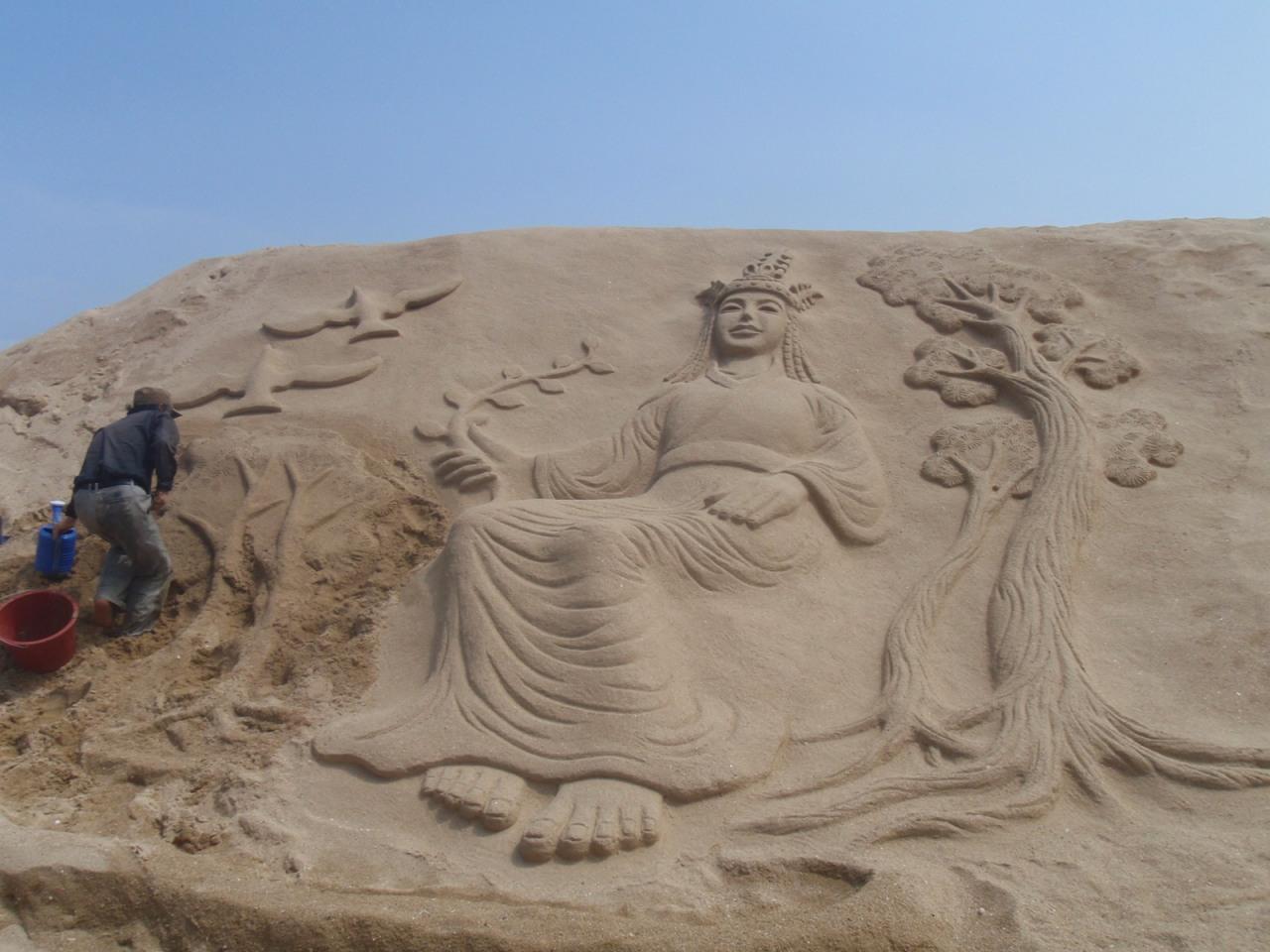 Xtreme Sand Castles!!!!!!!!!