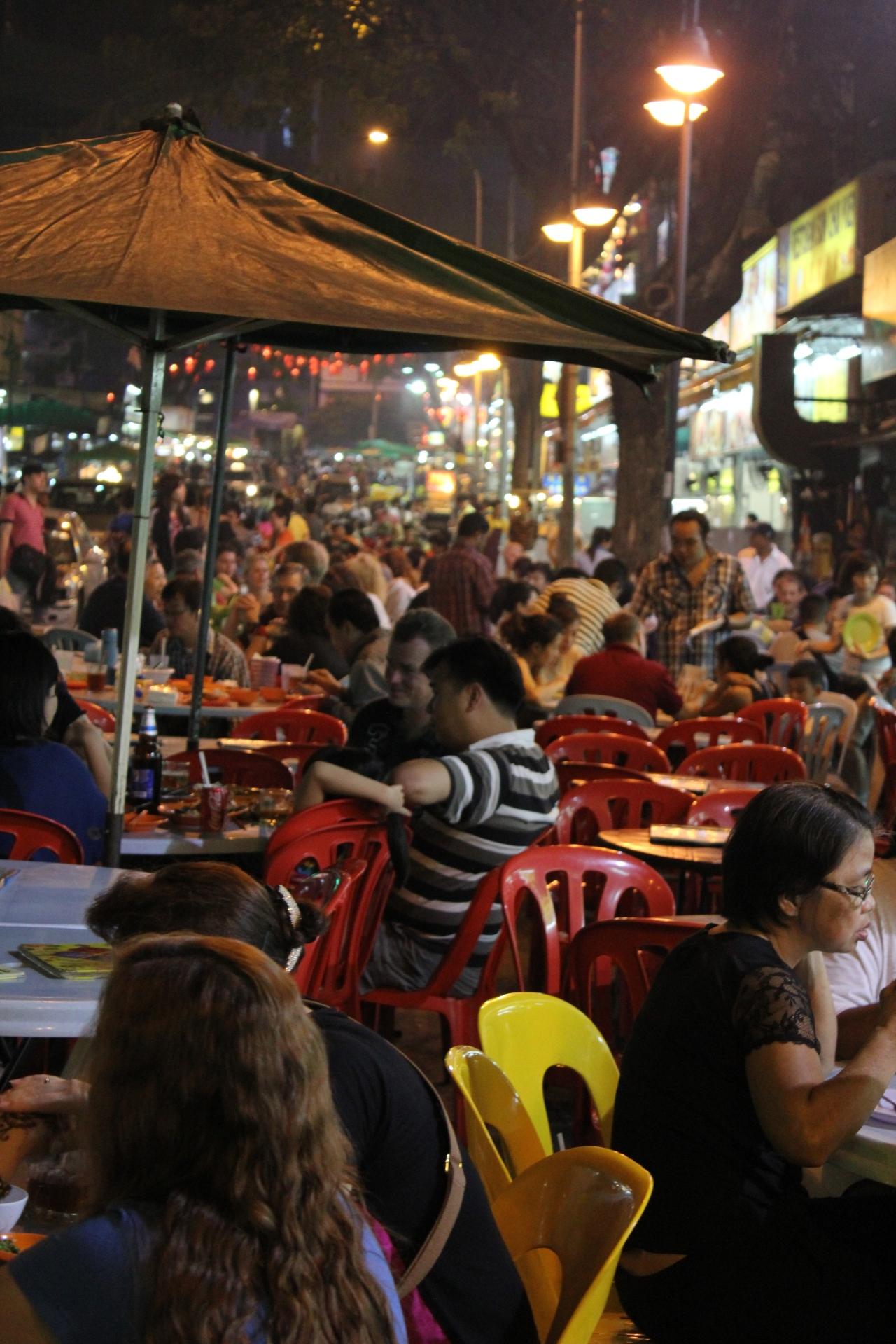 Street food heaven!