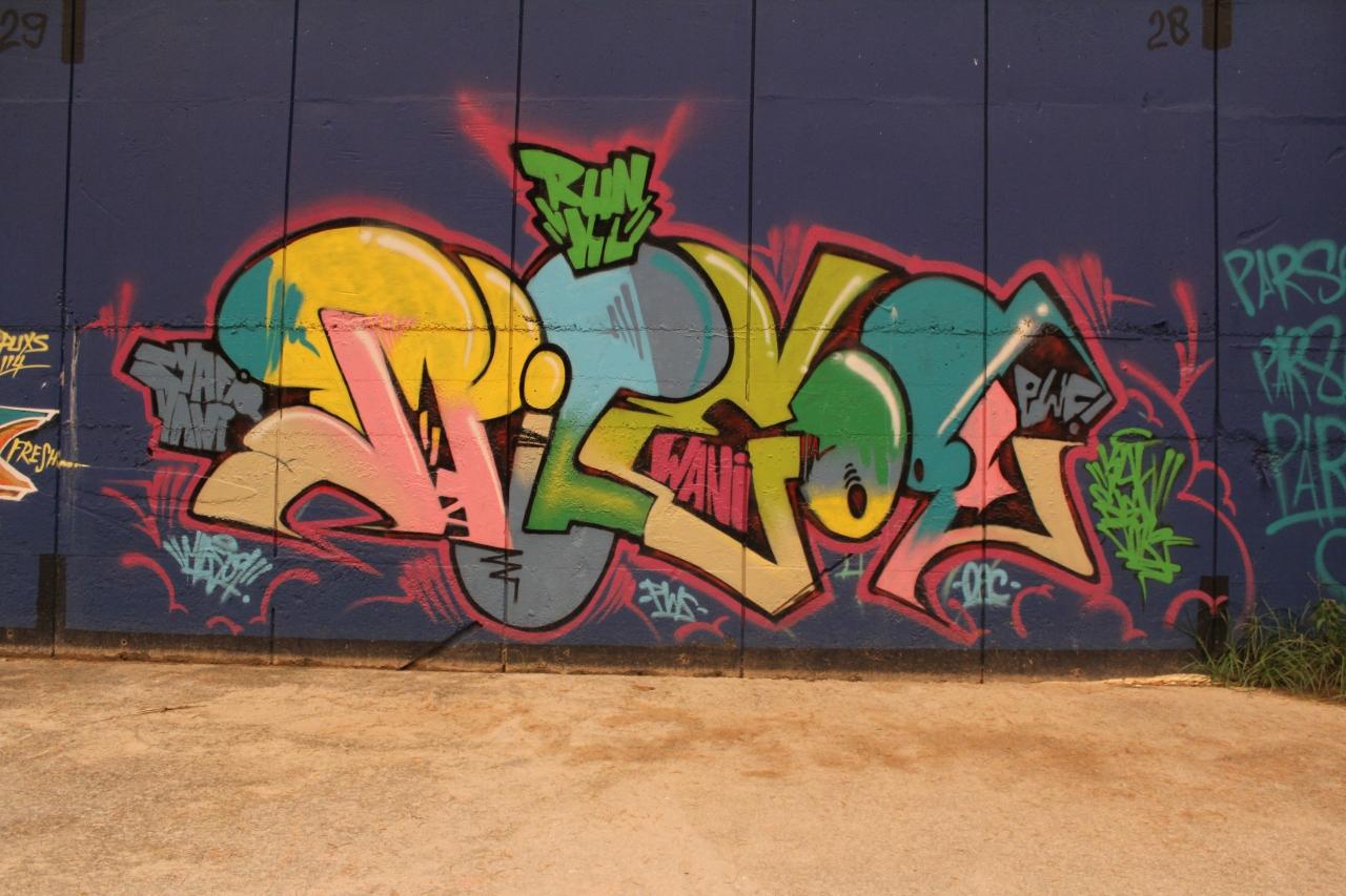 KL street art