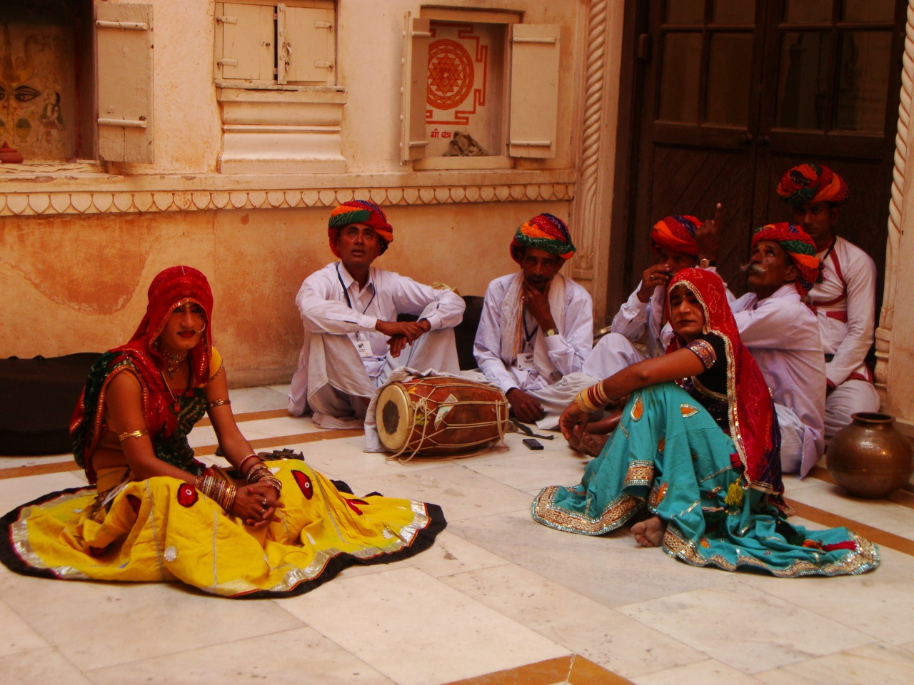 Dances with Eunuchs: The BlueCity