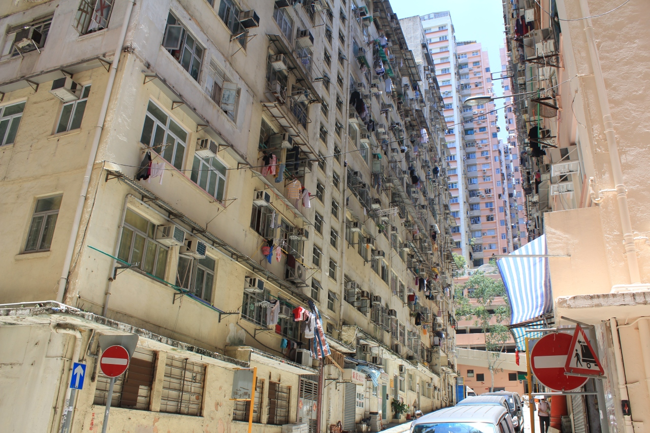 Hong Kong; The Formative Months.