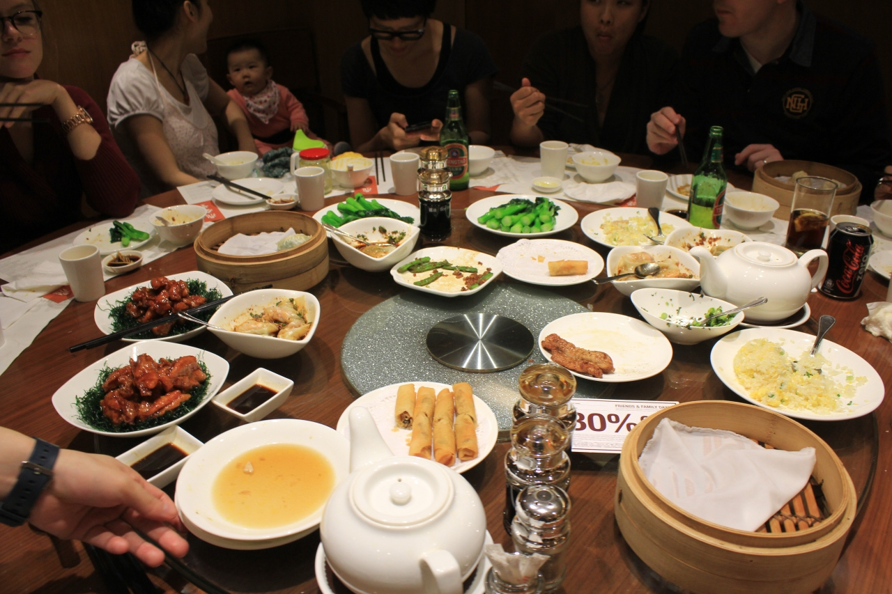 The Last Suppers Hong Kong Style