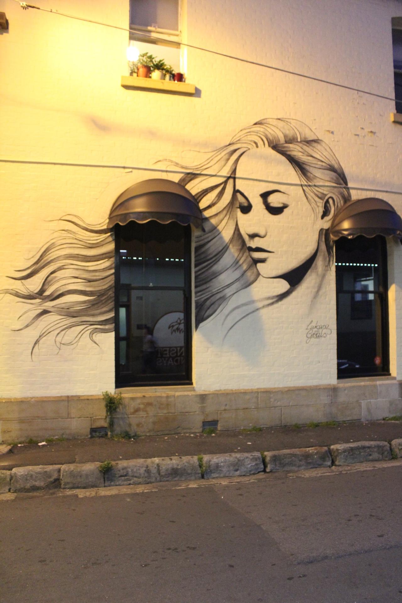 Street Art inSydney